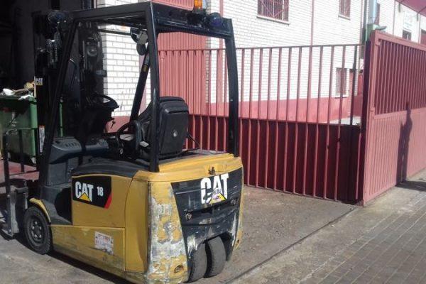 CAT MODELO EP18CPNT 2 VEYMACAR