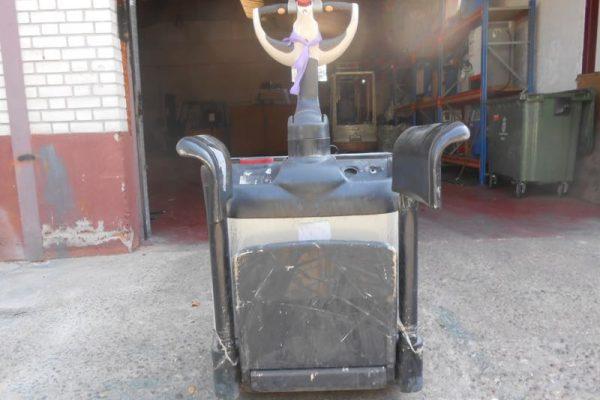 TRANSPALETA ELECTRICA CROWN MODELO WP2330S 2 VEYMACAR