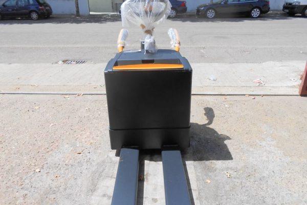 TRANSPALETA ELECTRICA CROWN MODELO WT 3040 2 VEYMACAR