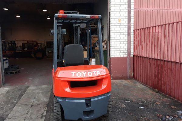 TOYOTA 027FDF-25 3
