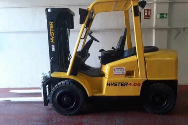 Veymacar Hyster H40 FT reacondicionada 2