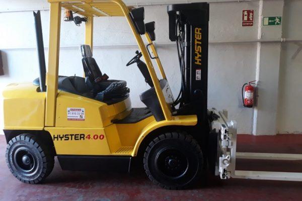 Veymacar Hyster H40 FT reacondicionada 4